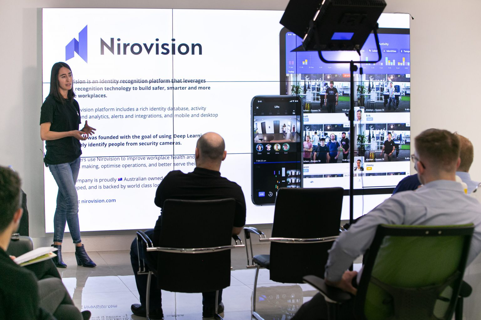 How Nirovision, Network Optix and Ness Corporation Work Together