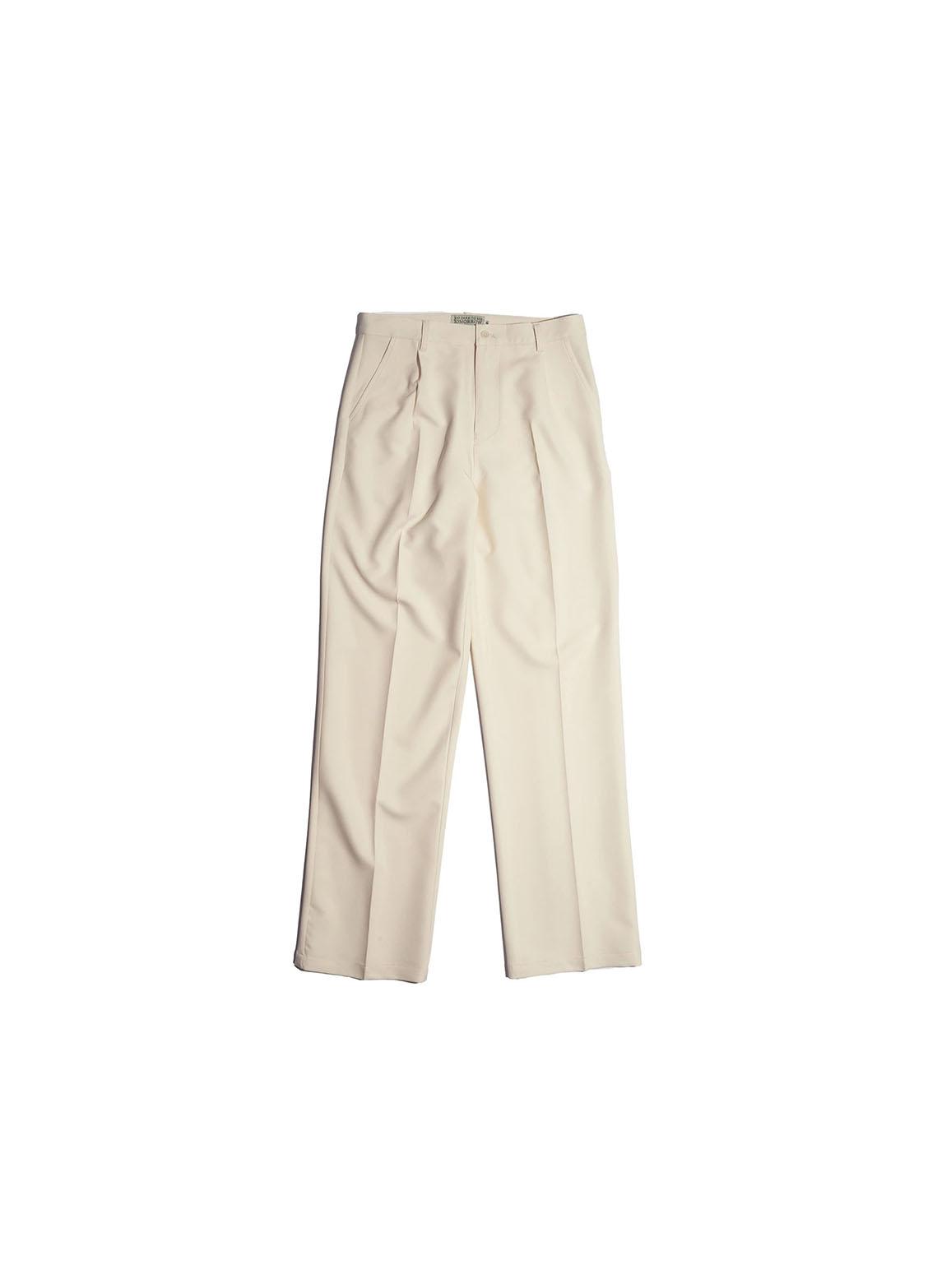 Off-white high rise trouser