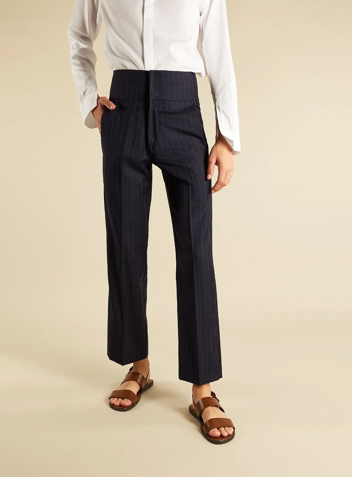 Mike pants navy