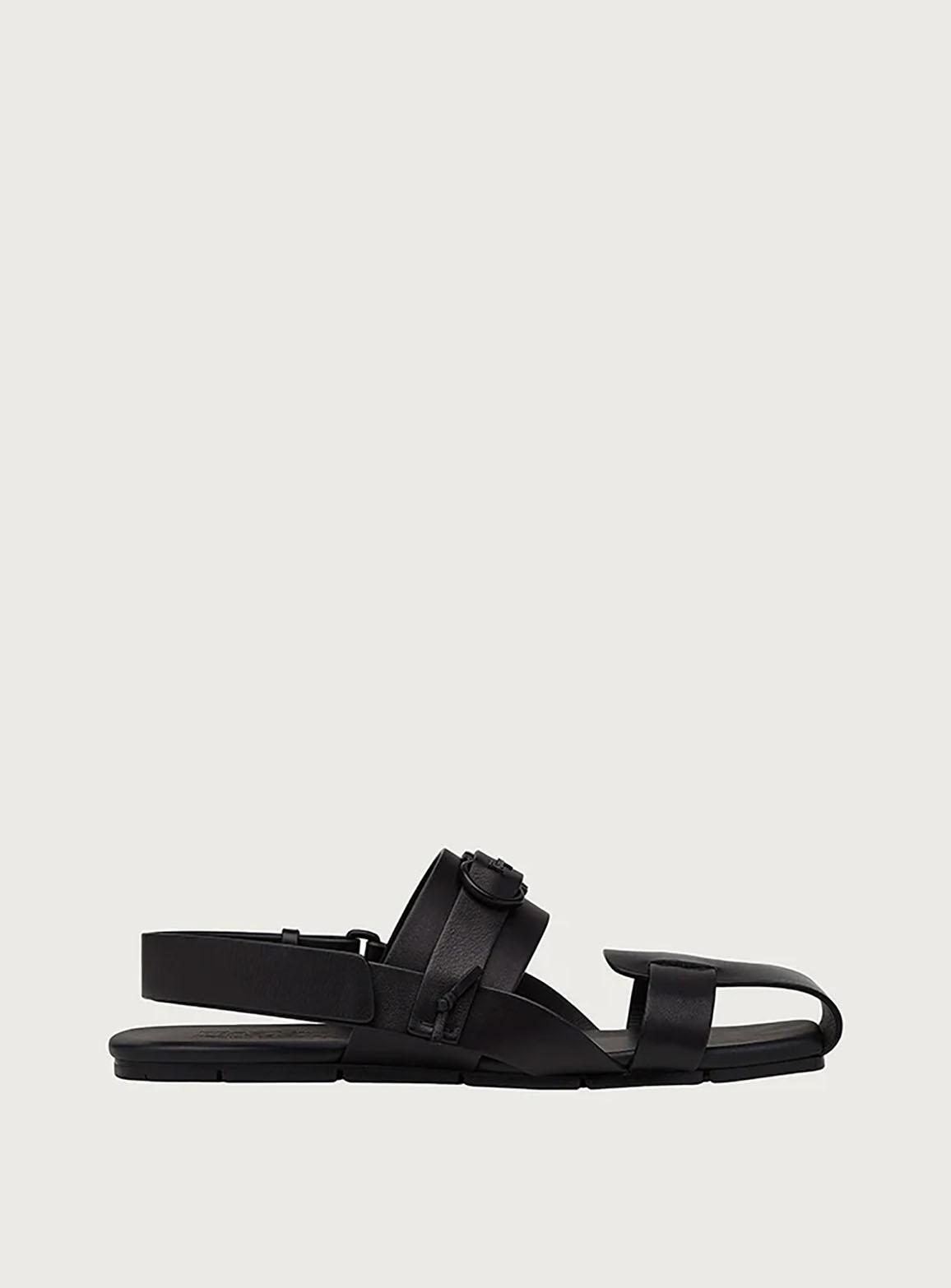 Gancini sandal
