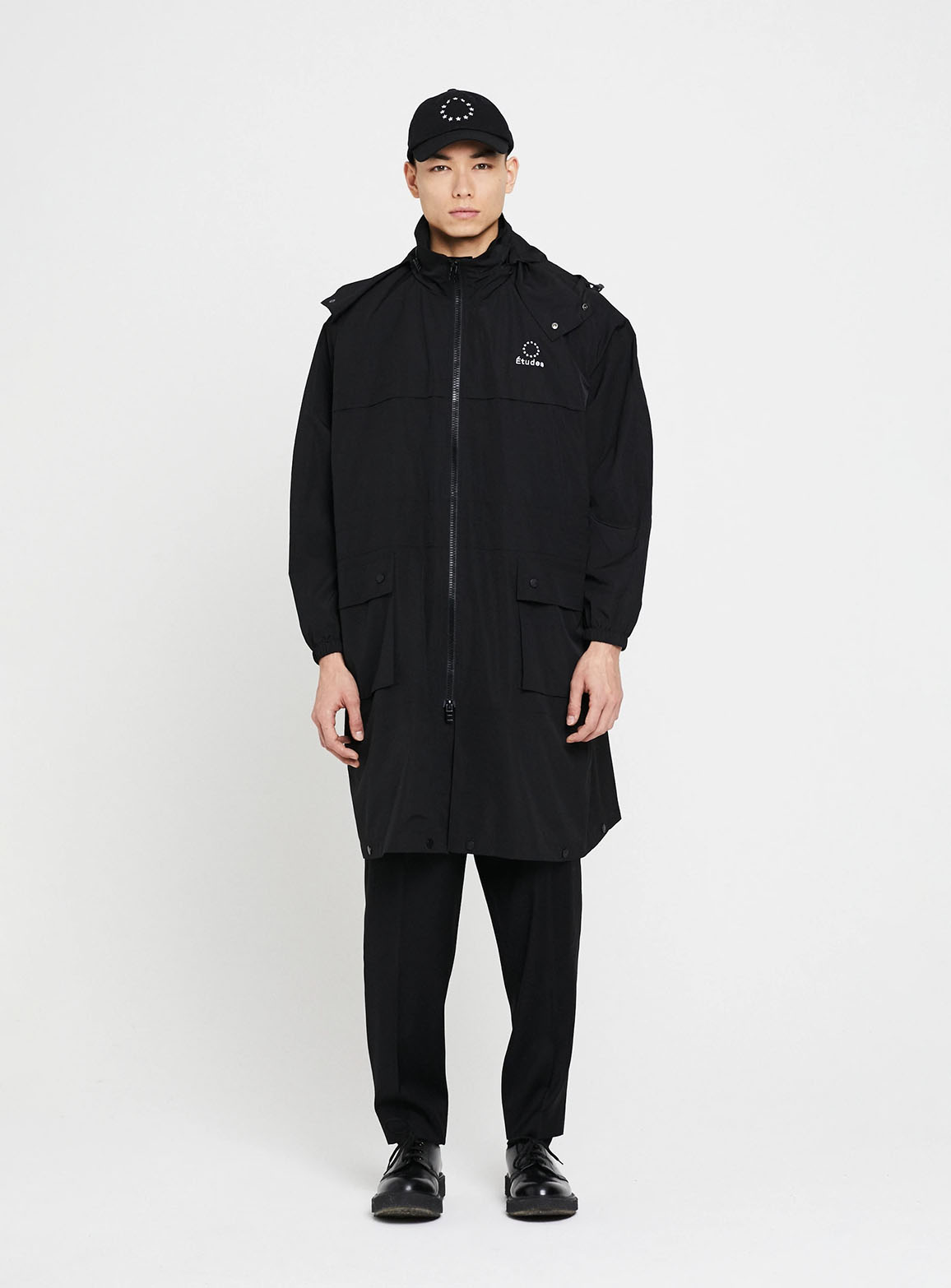 Air Full black jacket