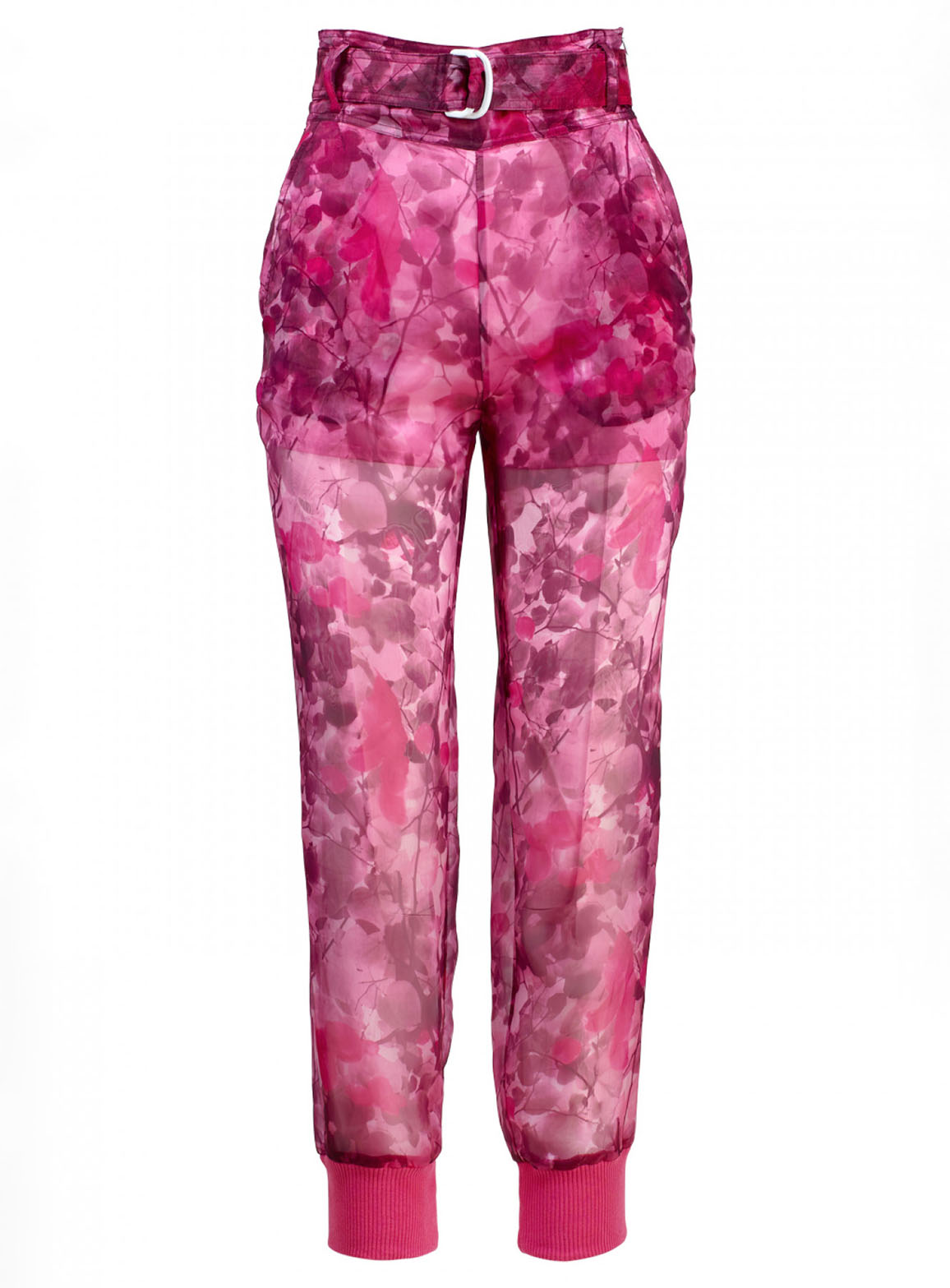 Blossom camouflage pants
