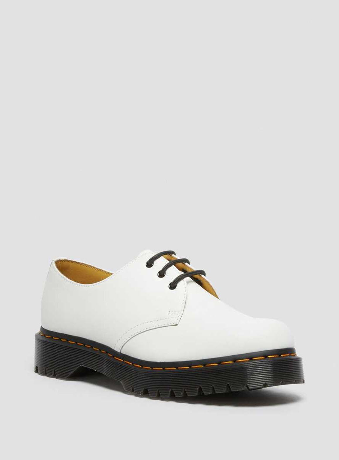 White 1461 Bex smooth leather oxford shoes