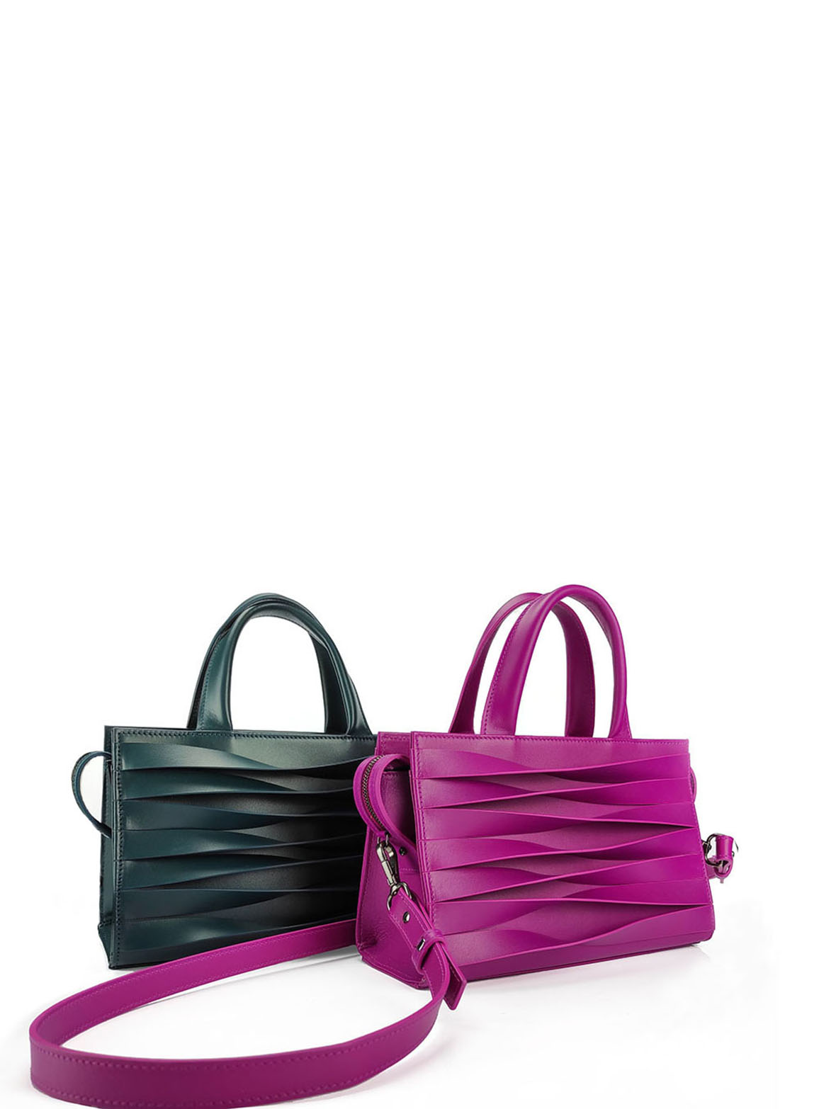 Black city bag