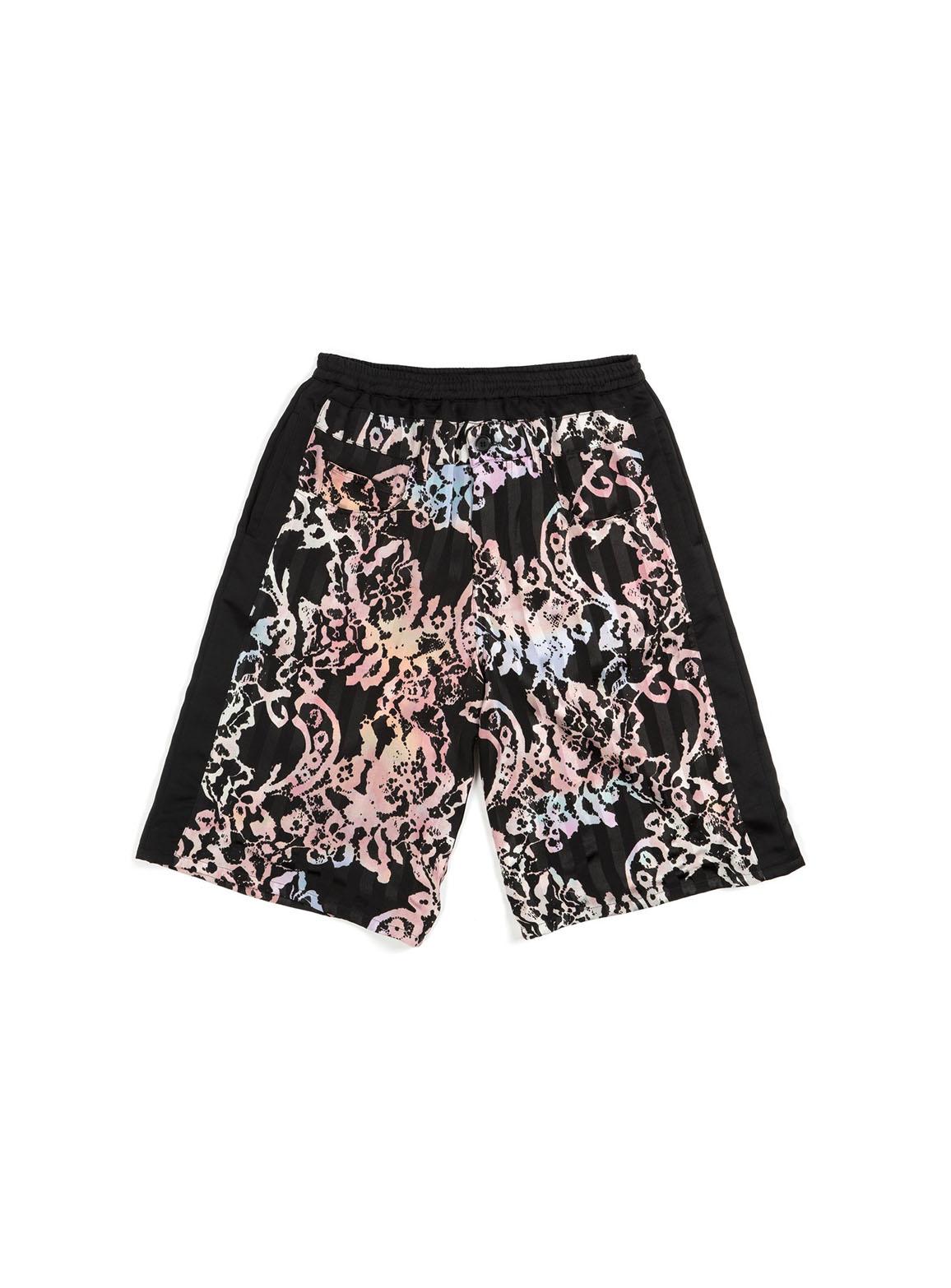 Viscose relaxed shorts