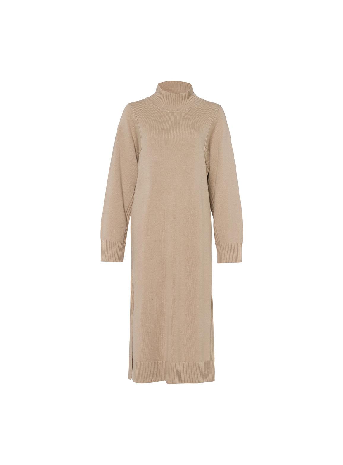 Dress Highneck