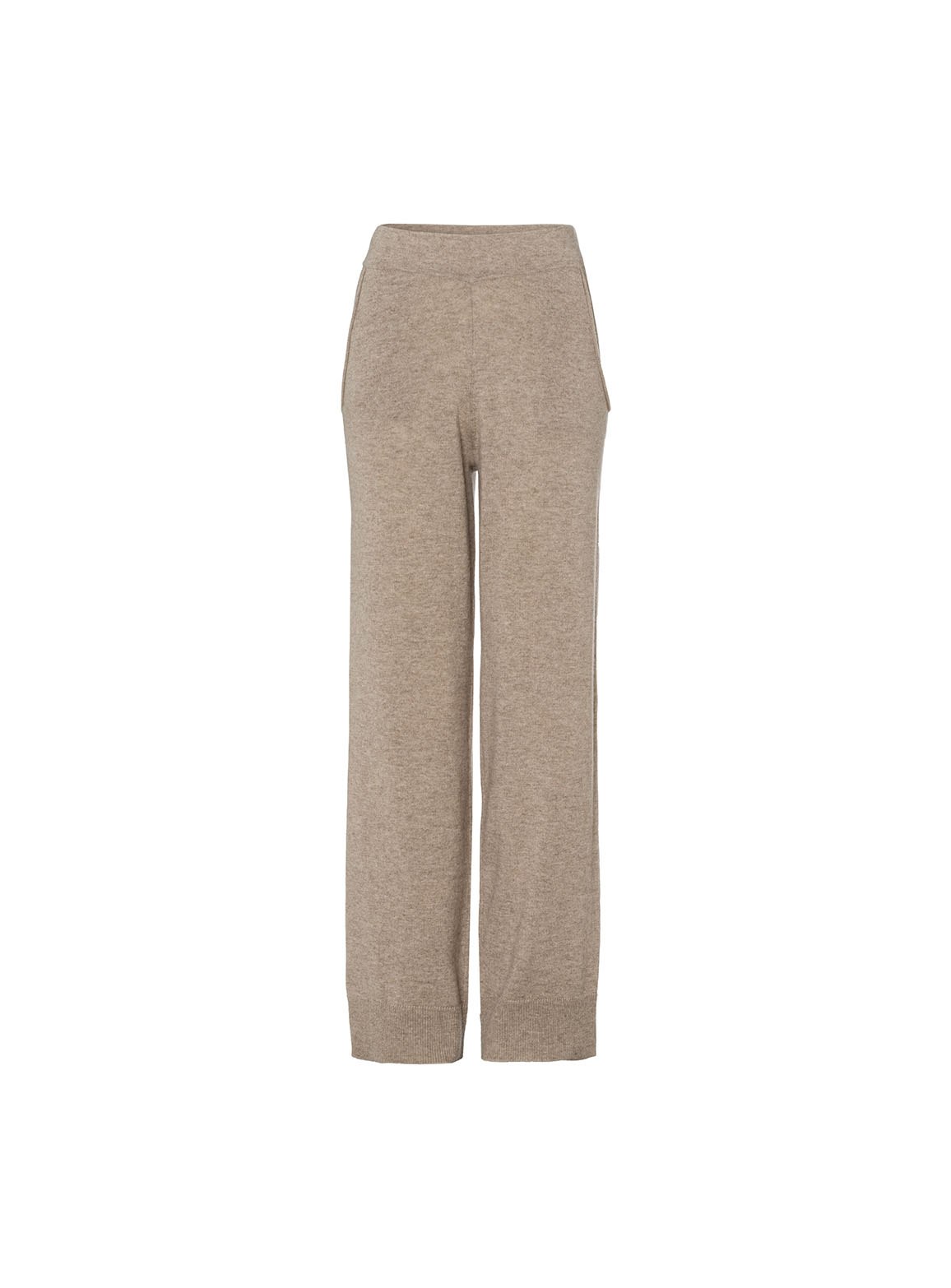 Straight pants in pure design