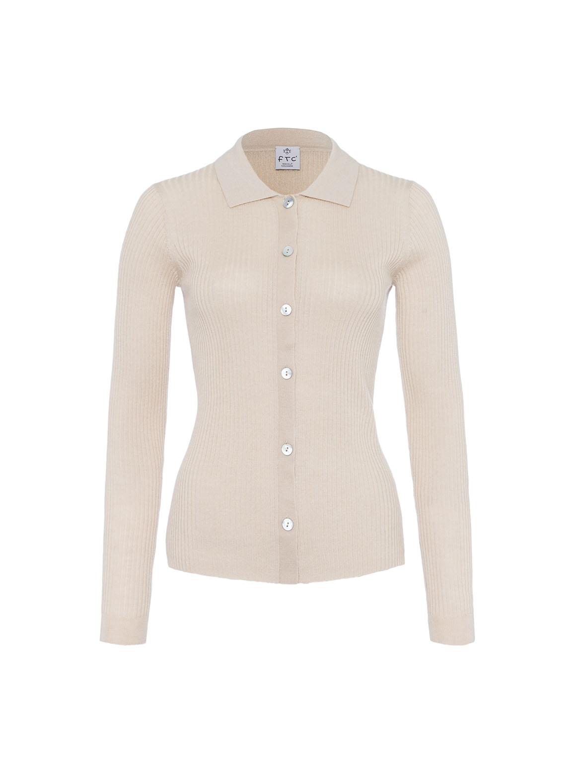 Shirt with Polo-Collar