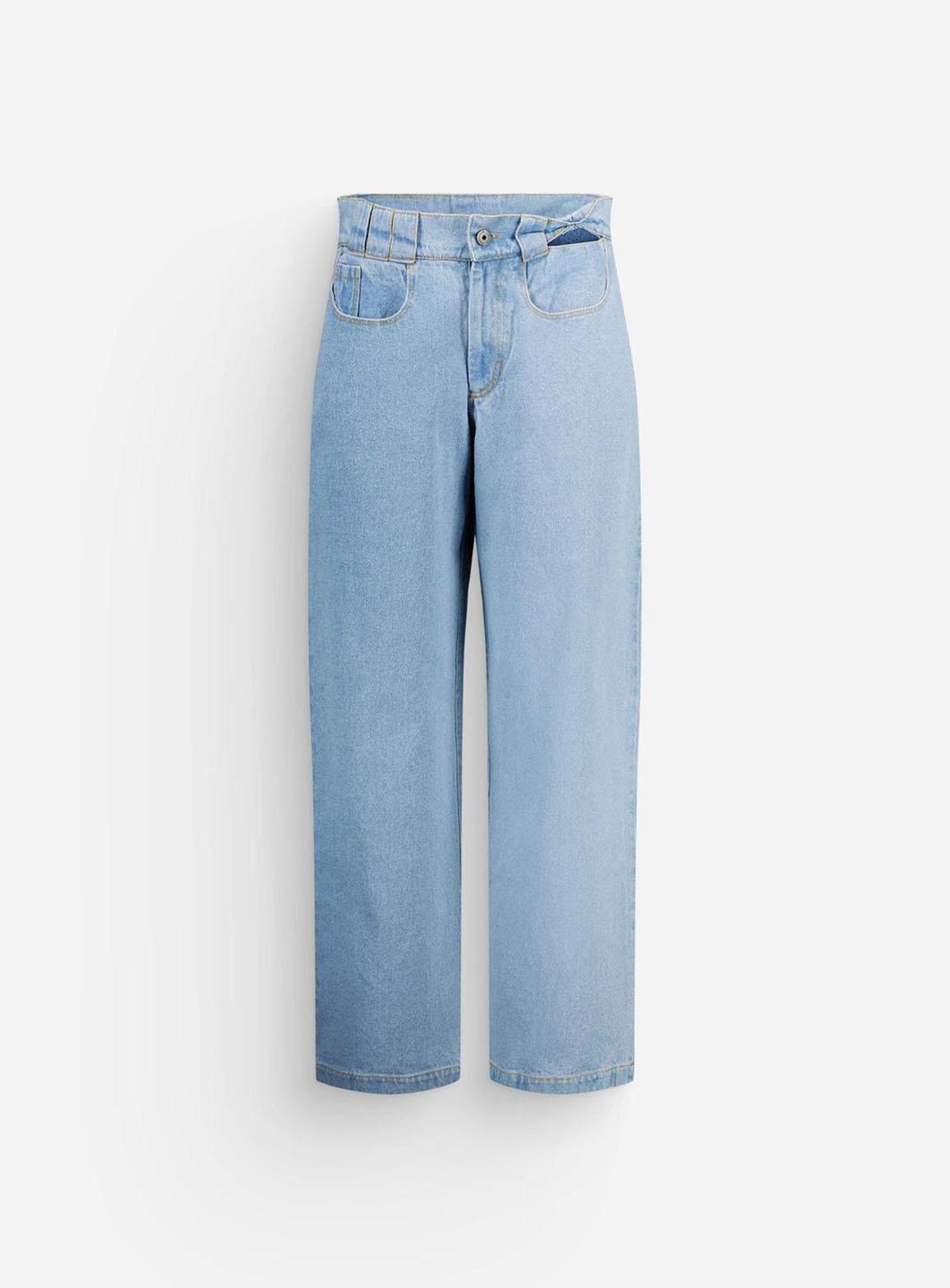 Blue torcido jeans