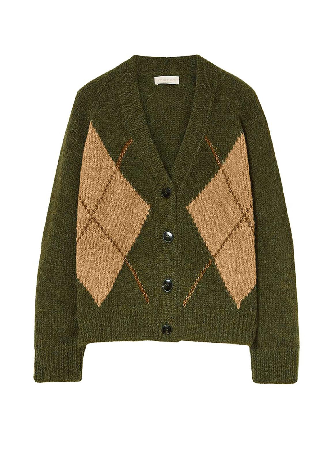 Oliver Knit In Alpaca/Cashmere