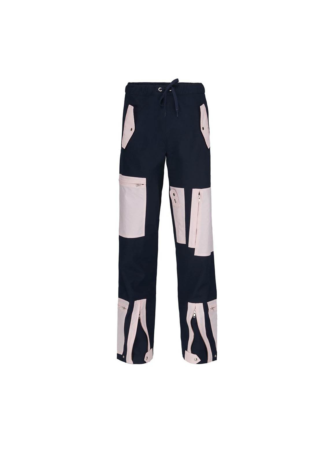 Cargo pants Blue Marble
