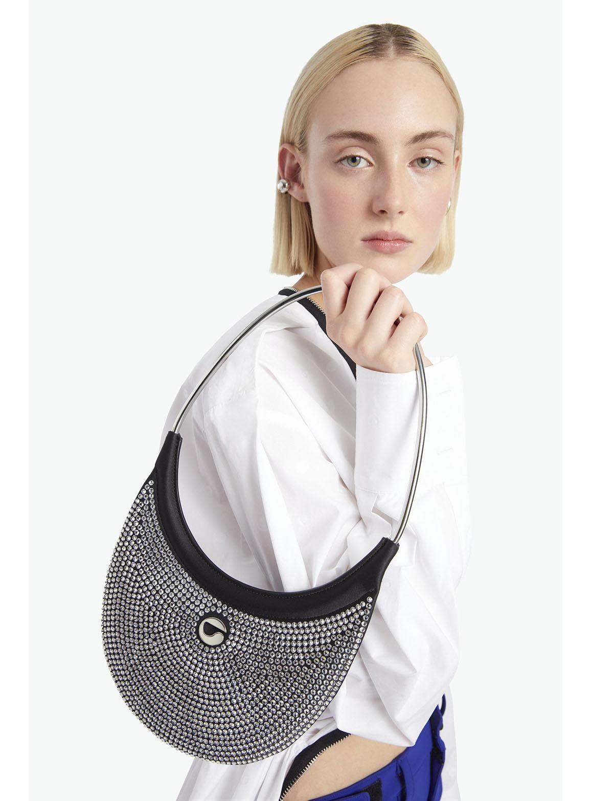 Ring Swipe Bag Silver
