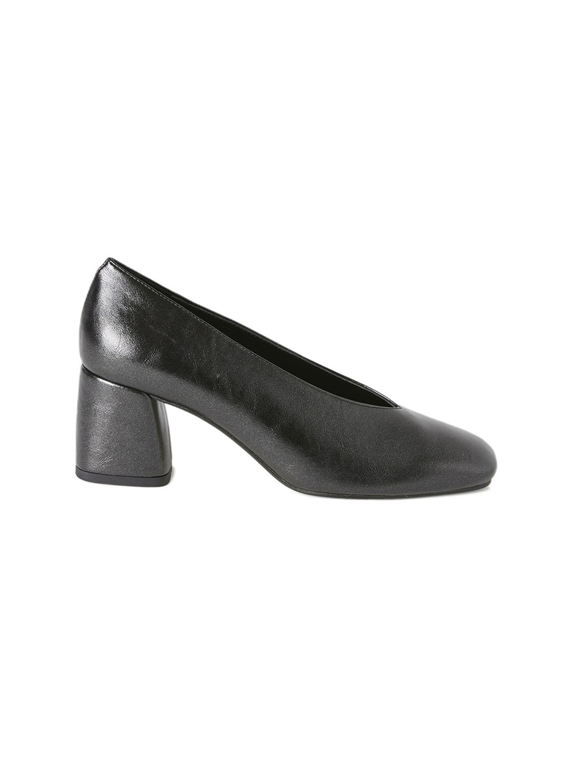 Zaffiro Shoe In Lamé Eco Leather
