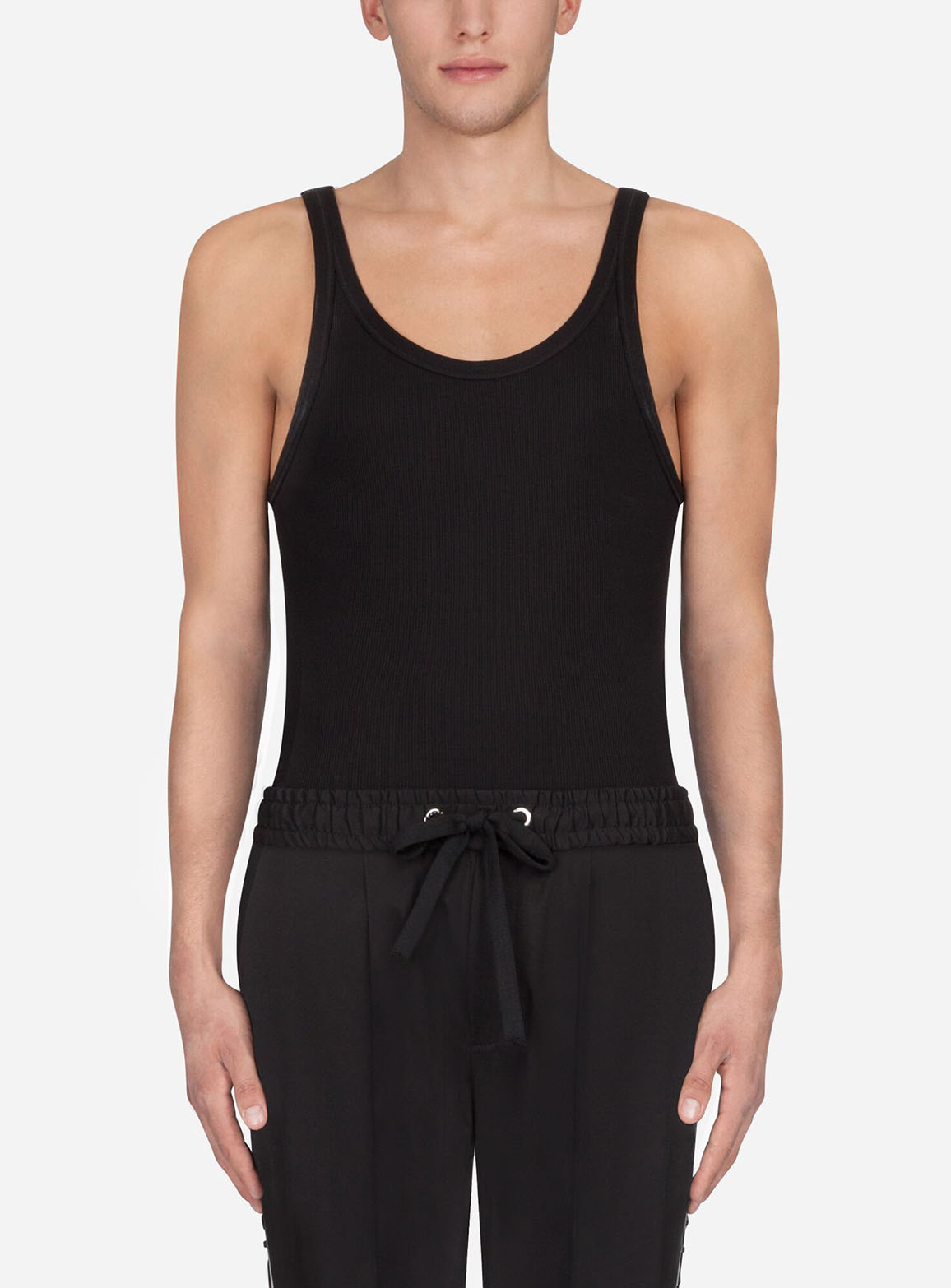 Tank top in cotton