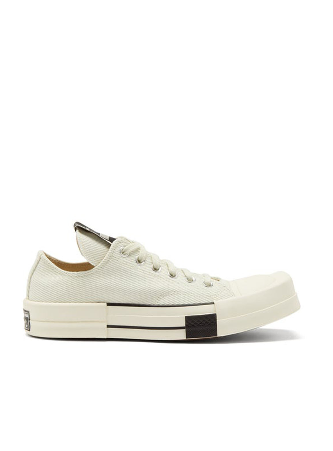 X Converse TURBODRK Chuck 70 canvas trainers