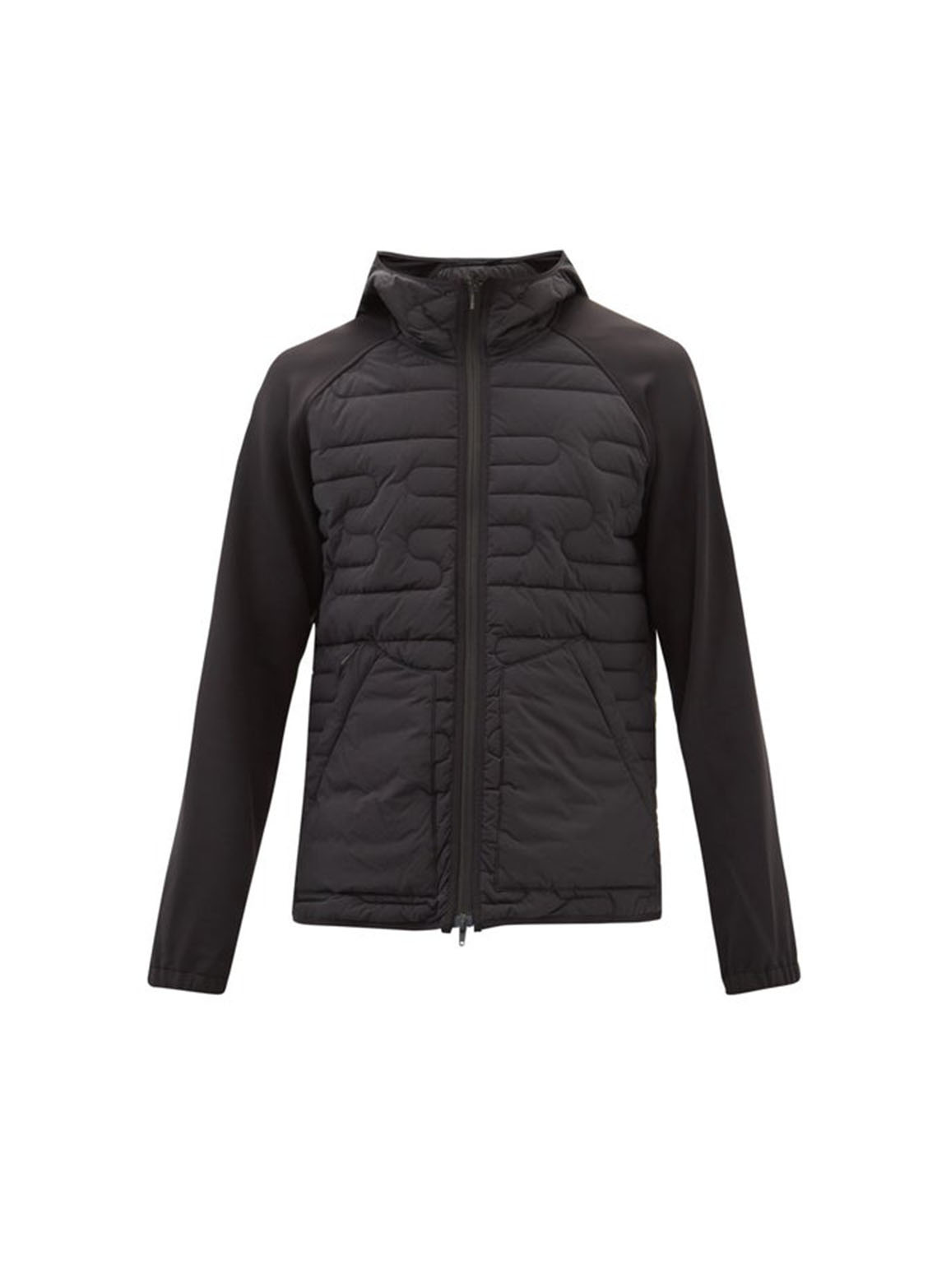 Classic Cloud quilted shell jacket