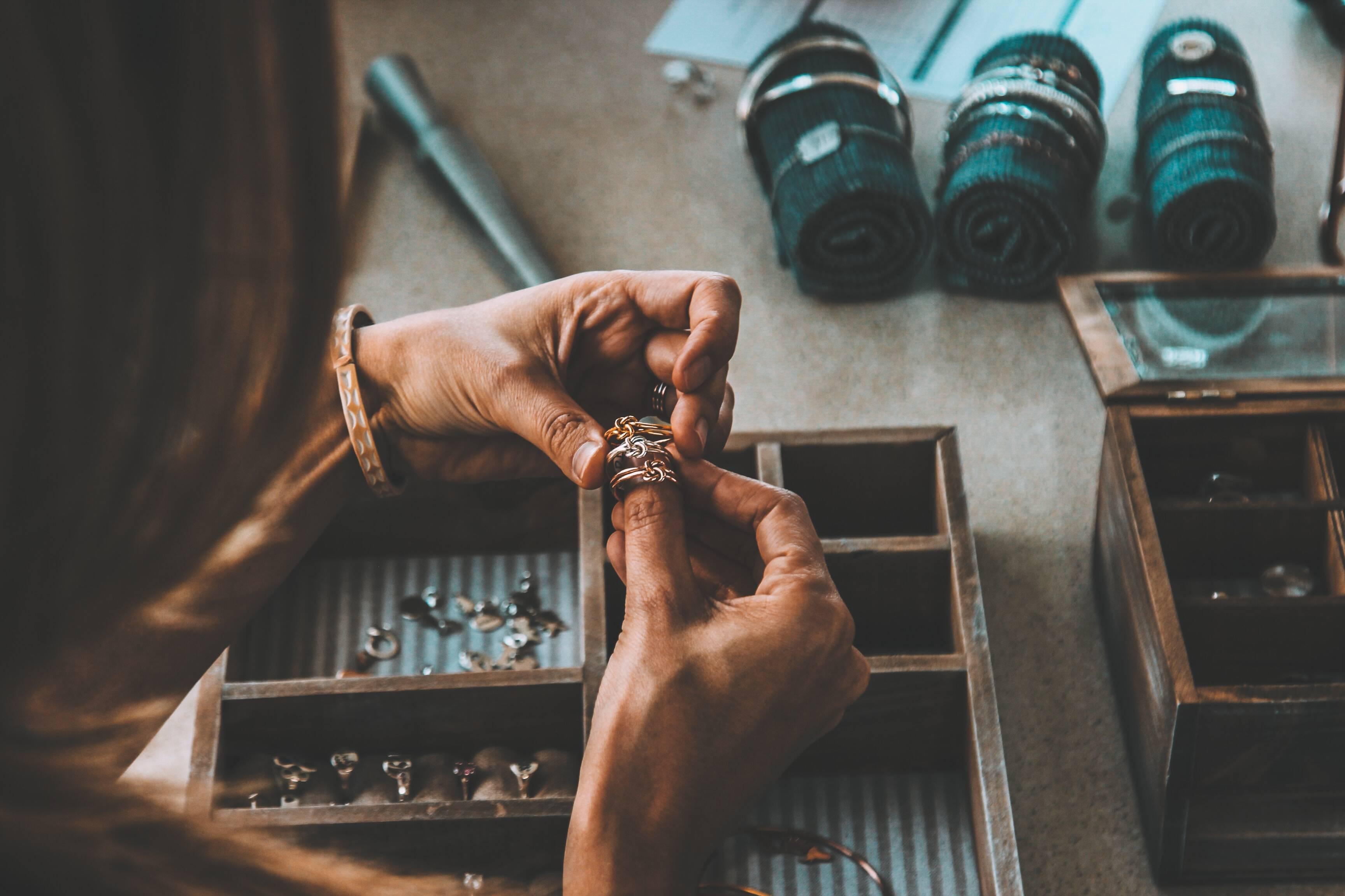 L'Atelier Joaillier, l'adresse secrète lyonnaise pour créer des bijoux d'exception