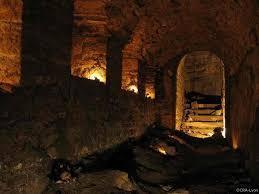 souterrain du fort de vaise