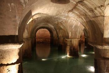 usine des eaux de saint clair