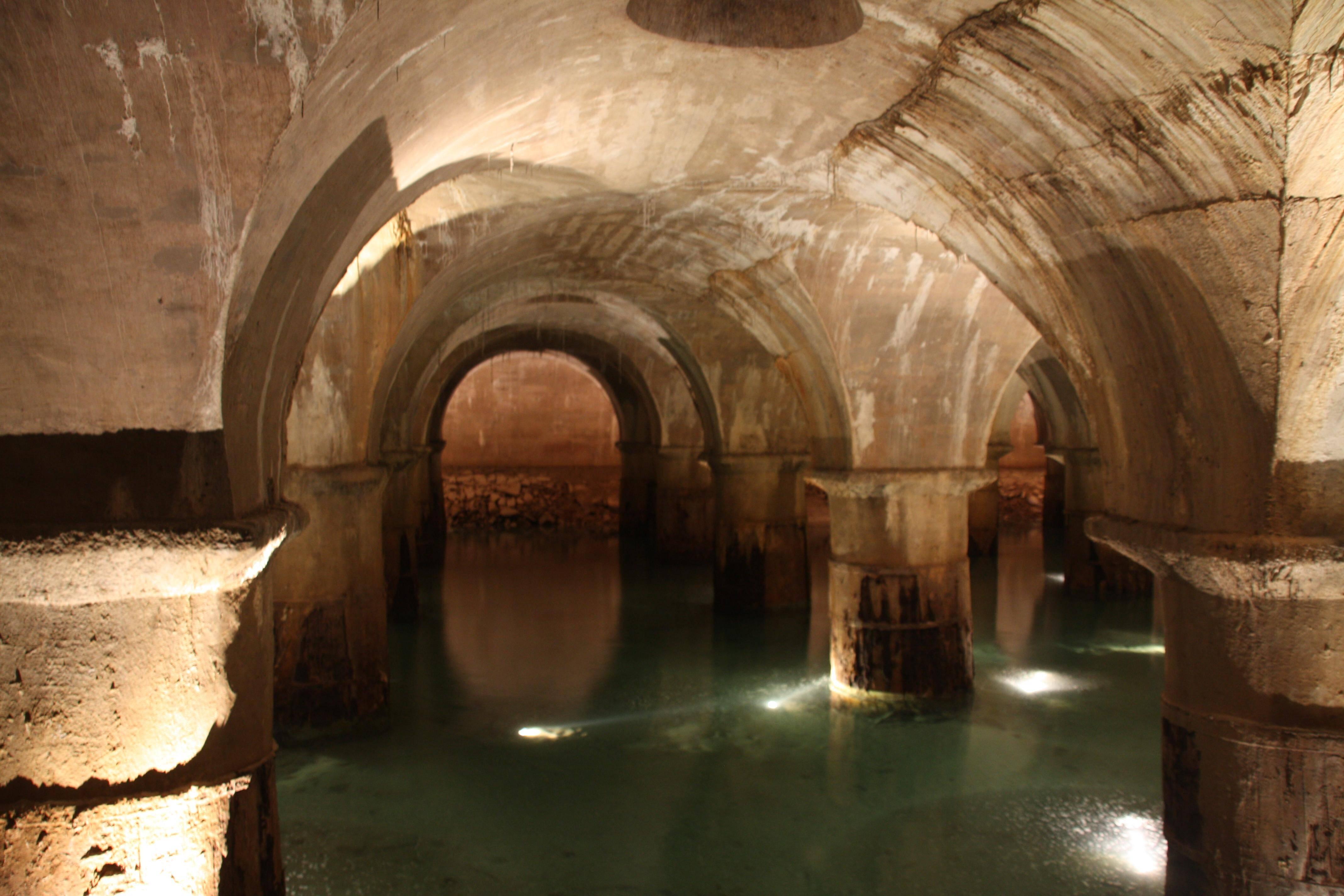 Les merveilles souterraines de Lyon