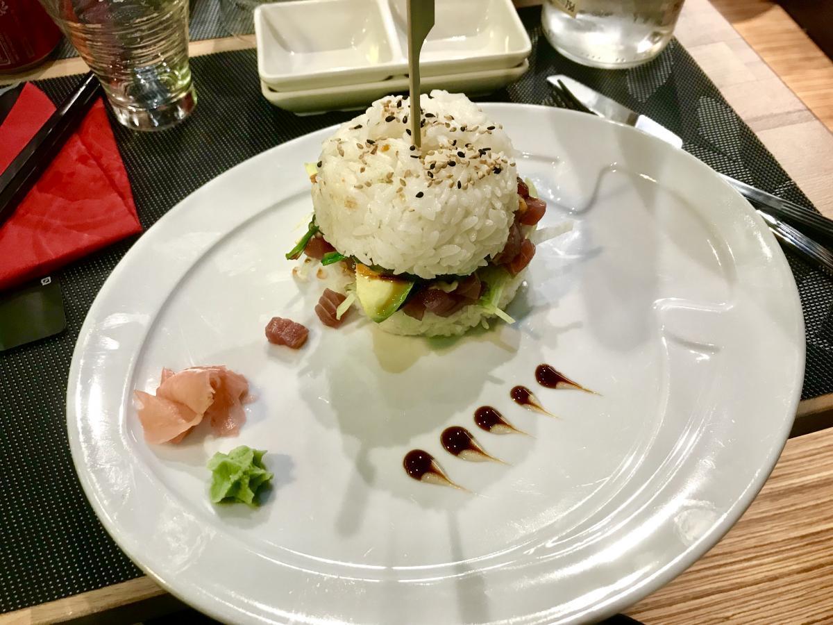 Nouveau japonais à Lyon : Fafa Sushi Burger