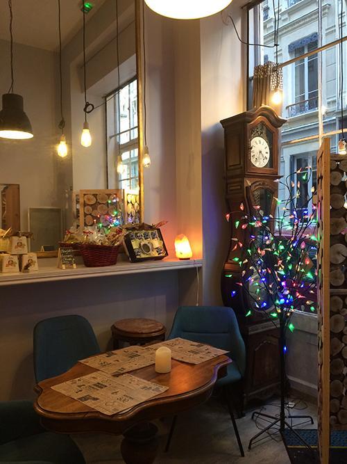 Salon de thé, le Zanotti Gourmand