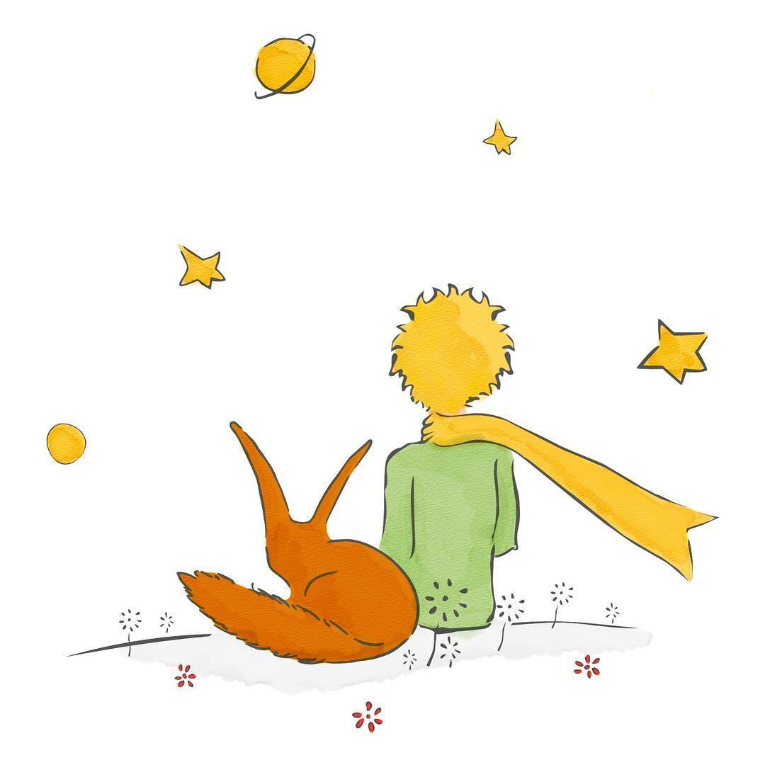 s'apprivoiser le renard et le petit prince