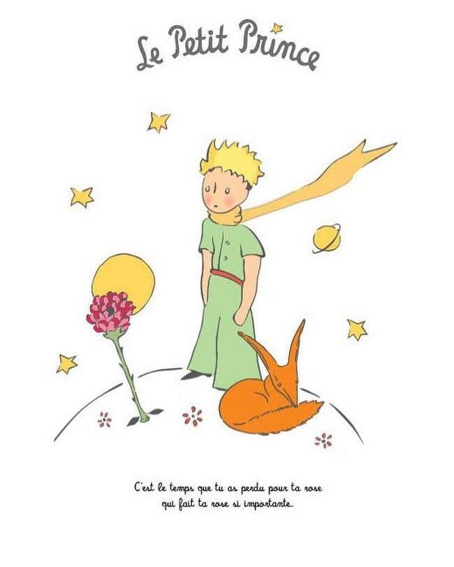 Les six meilleures citations du Petit Prince