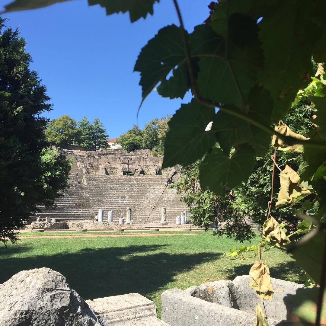 amphithéâtree de Lyon