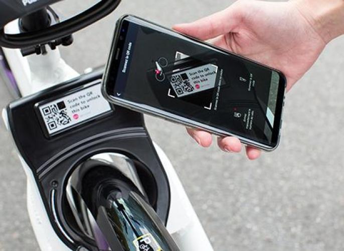 application débloquer scooter
