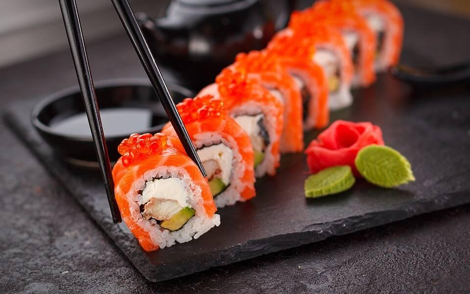 Top des restaurants japonais à Lyon