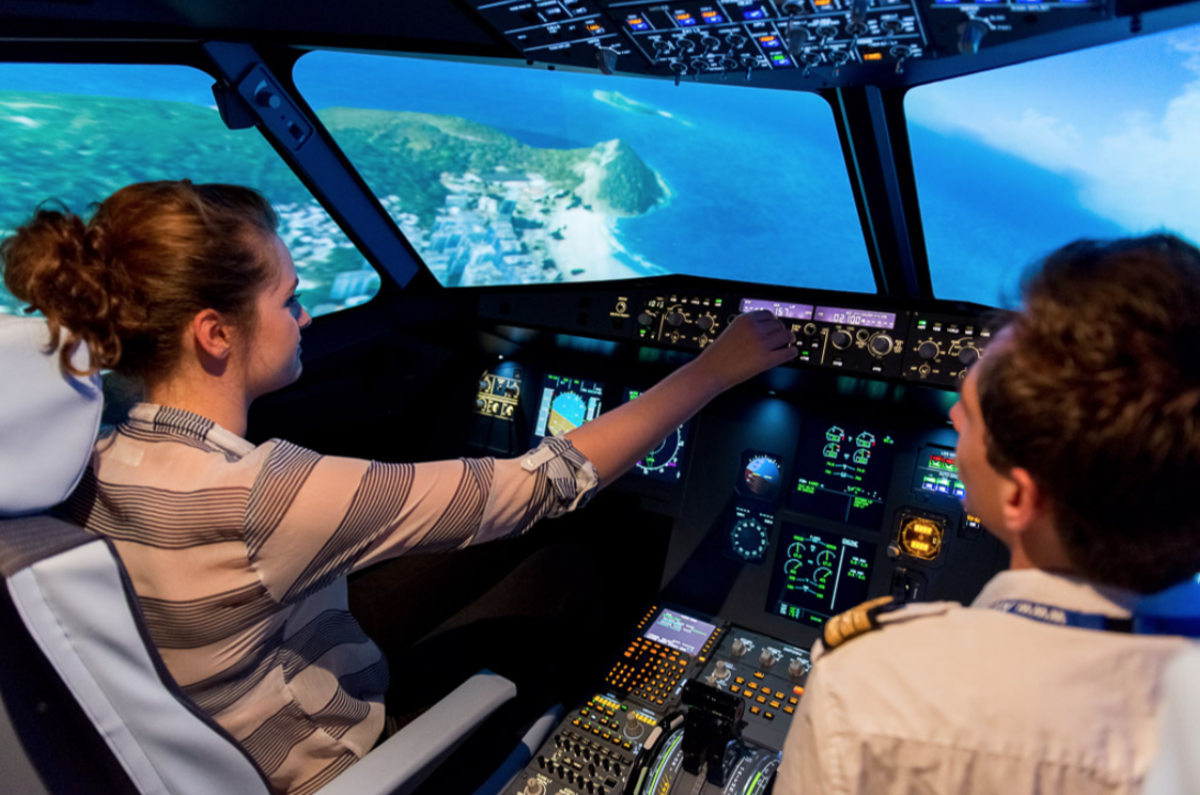 AviaSim, devenez pilote d'avion !