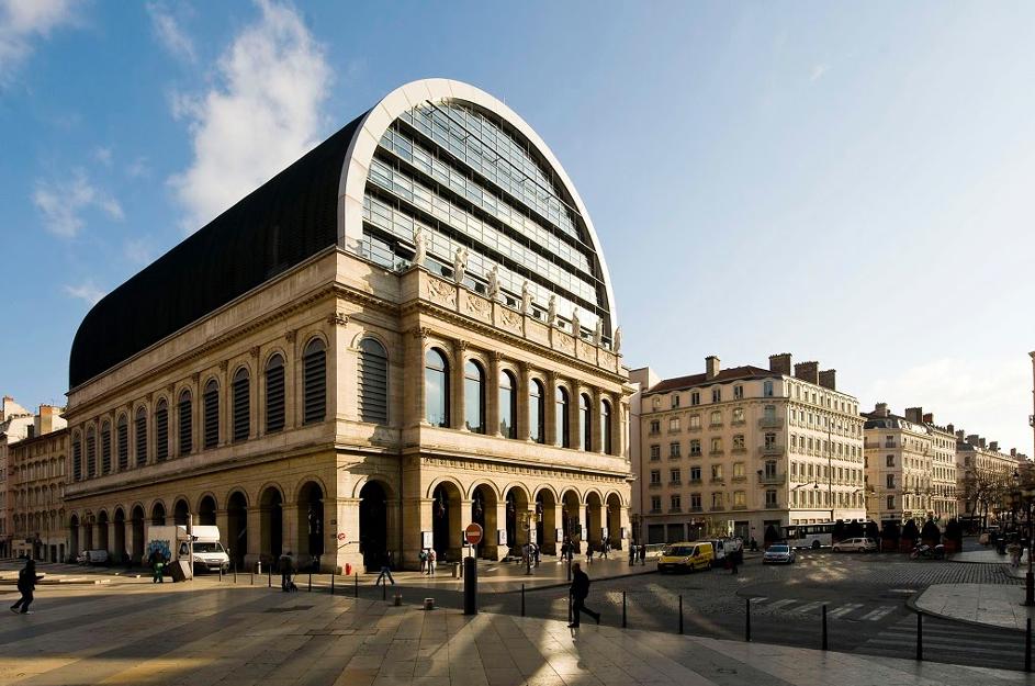 Visitez gratuitement l'Opéra de Lyon le 15 février prochain