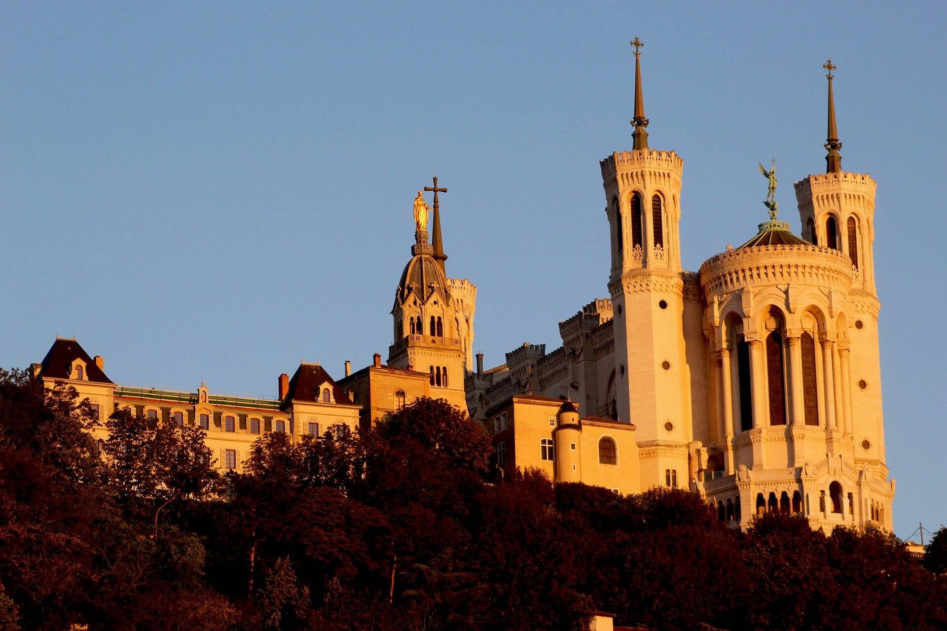 Les visites insolites de Notre-Dame de Fourvière