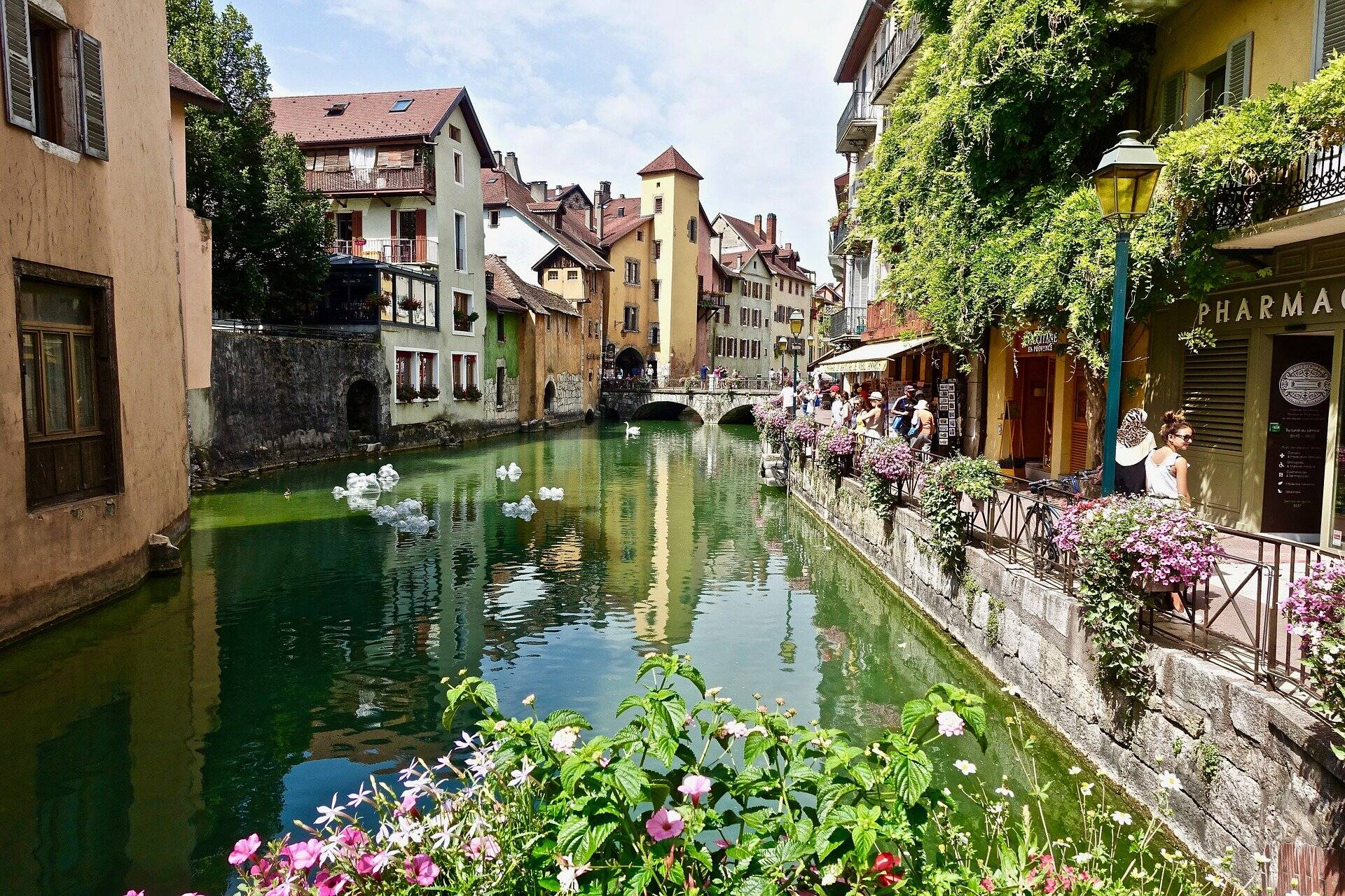Un week-end à Annecy