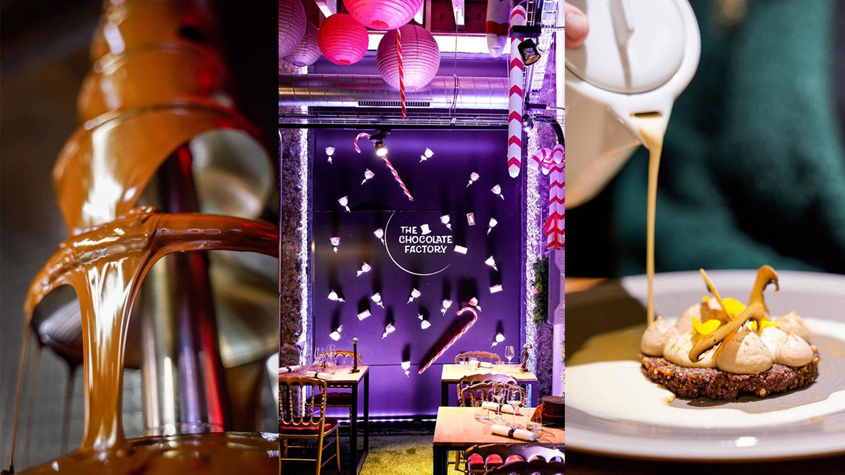 Après le restaurant Charlie et la chocolaterie : le prochain concept Ephemera va bientôt ouvrir ses portes