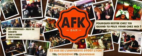 AFK bar encarts