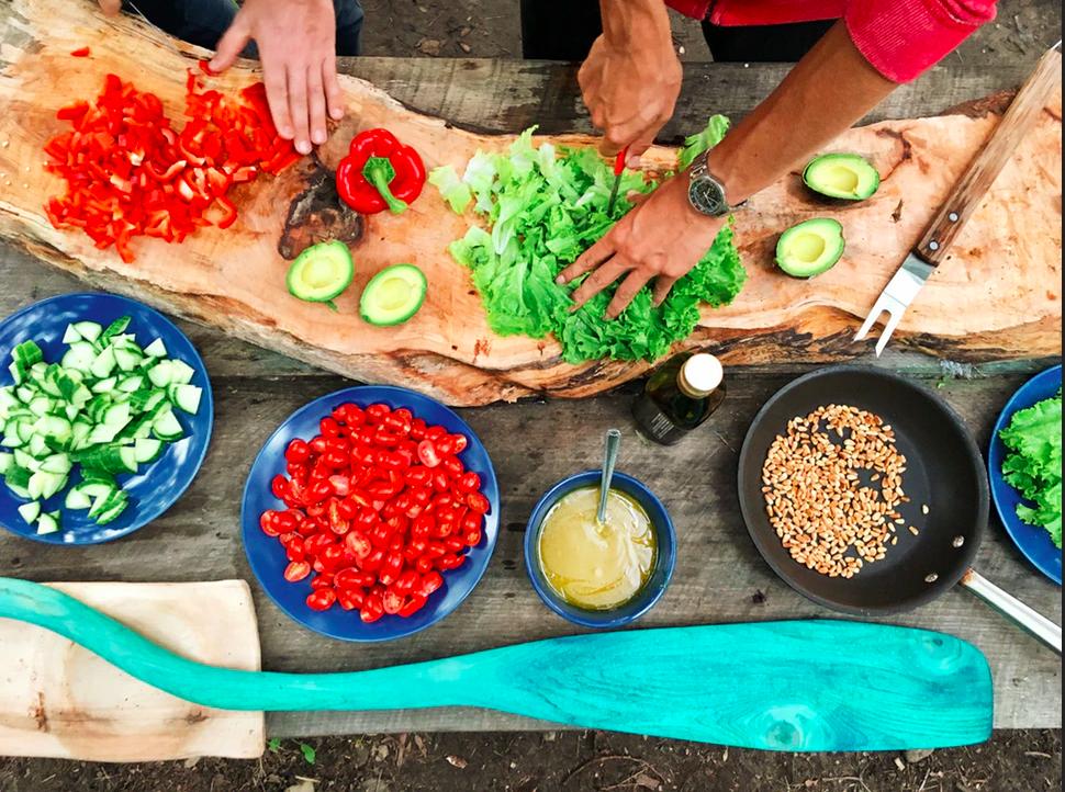 Faire passer le temps et bien manger : Des petites recettes à faire entre confinés