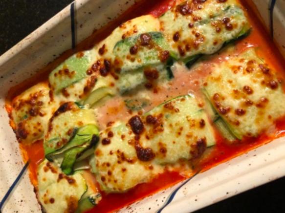 On a cuisiné pour vous #1 : Des ravioli de courgettes