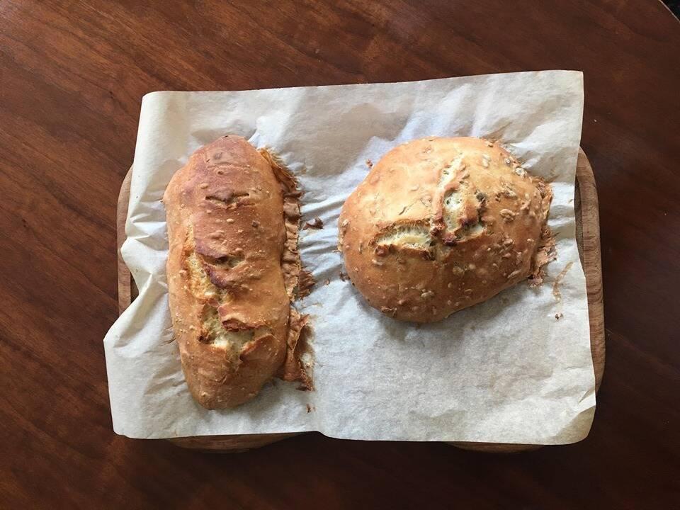 On a cuisiné pour vous #6 : le pain maison !