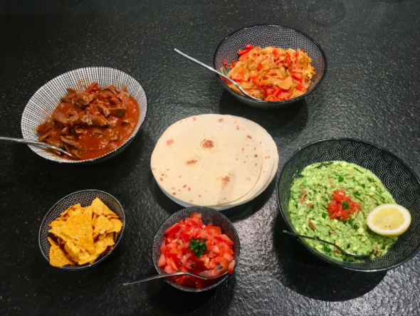 On a cuisiné pour vous #5 : Fajitas