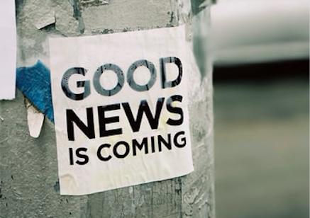 Encore, encore et encore des bonnes nouvelles ! ☀️
