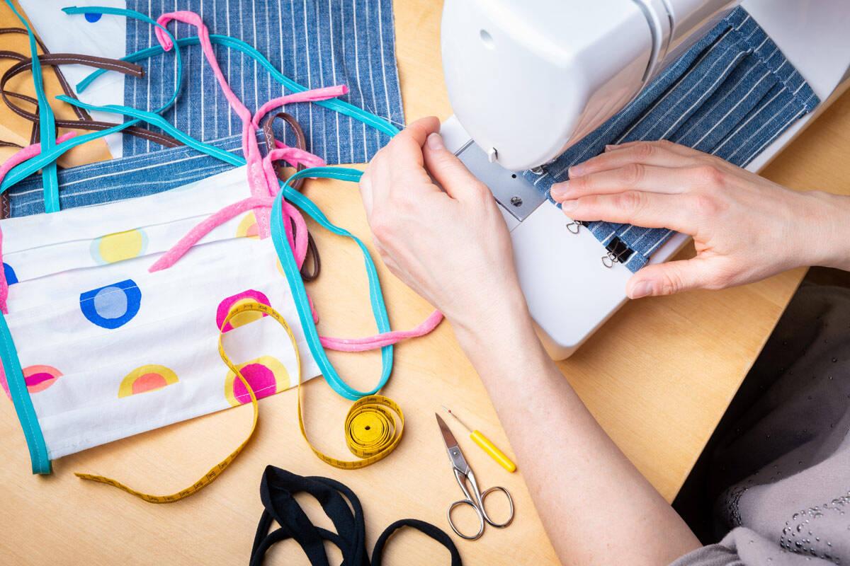 La Métropole de Lyon appelle les couturières et les couturiers à fabriquer des masques