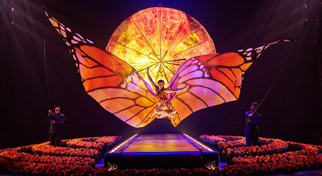 Le Cirque du Soleil met en ligne ses spectacles et cours artistiques gratuitement