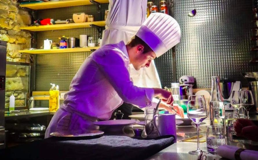 Les recettes des restaurants Ephemera dévoilées en vidéo