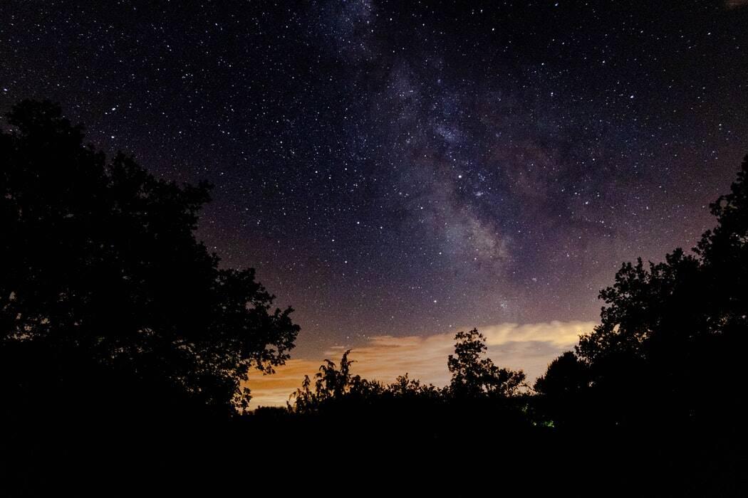 SUBLIME : Nuit du 21 au 22 avril : une pluie d'étoiles filantes au dessus de Lyon