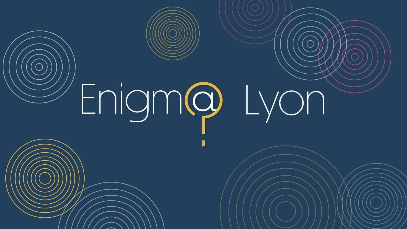 INSOLITE : Enigma Lyon #2, le jeu de piste virtuel pour se balader dans Lyon depuis votre canapé