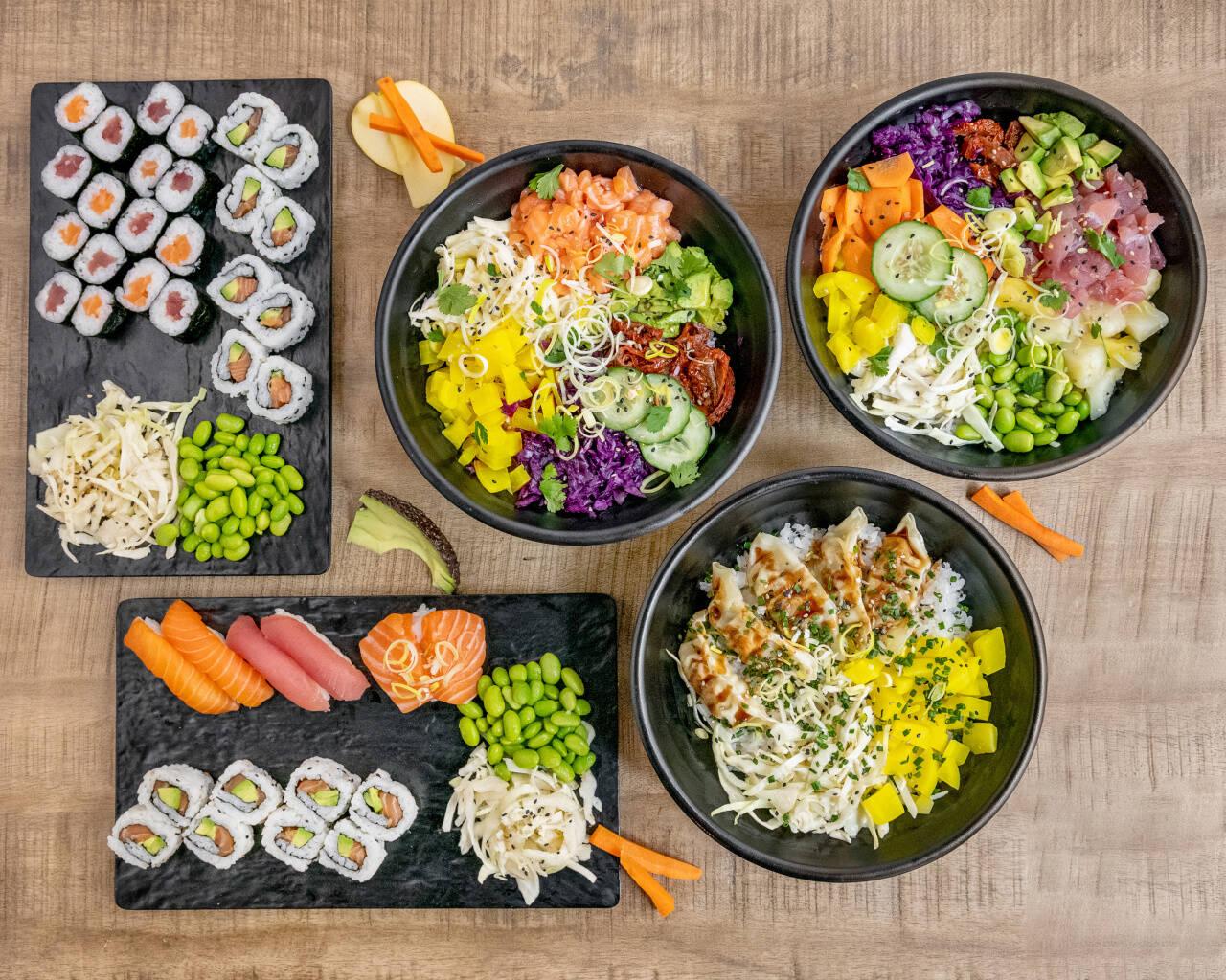 Coup de cœur : Kajiro Bowl, le restaurant japonais à tester en vente à emporter à -20% avec Le Petit Paumé !