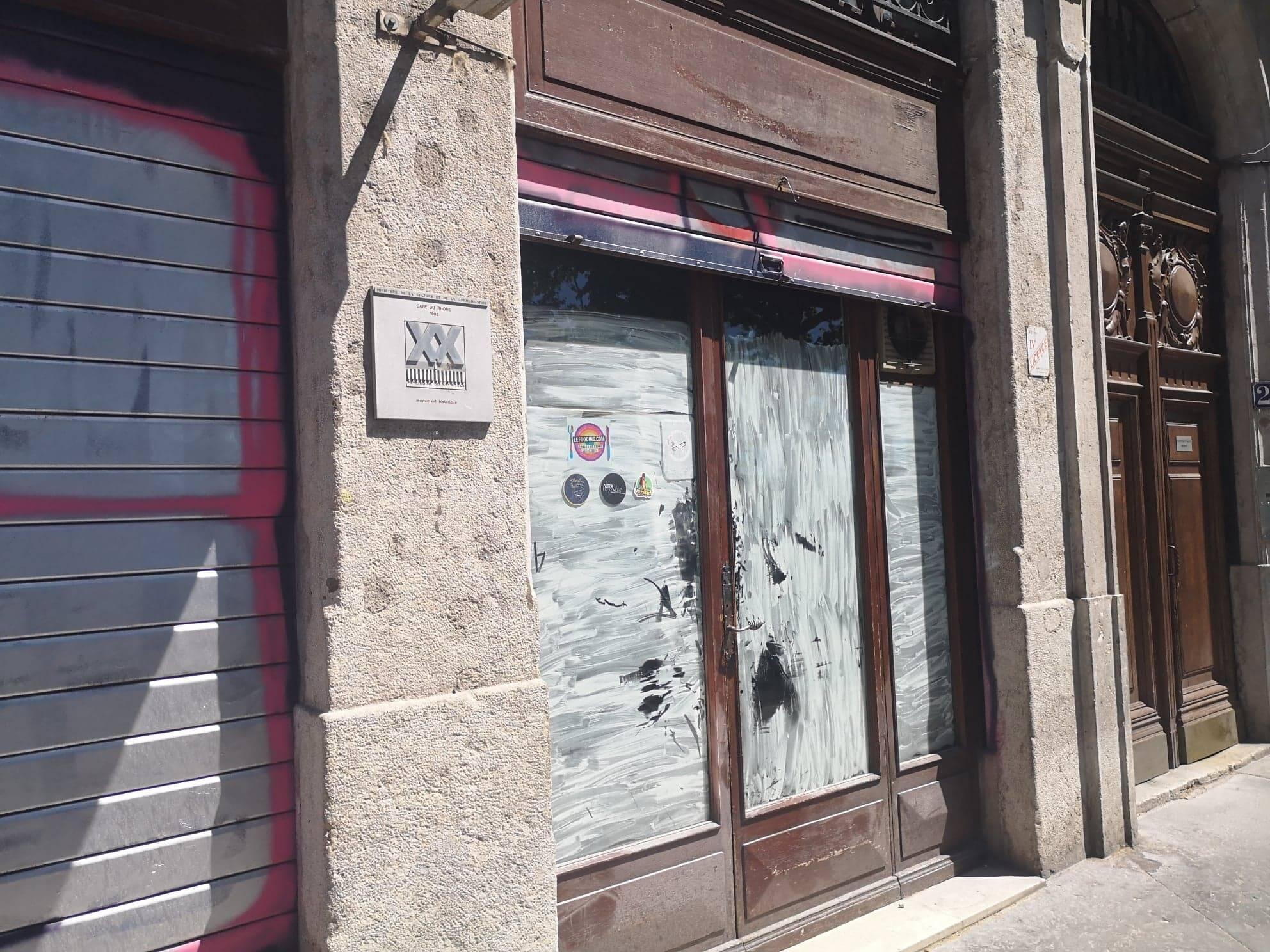 Le Café du Rhône fait peau neuve !