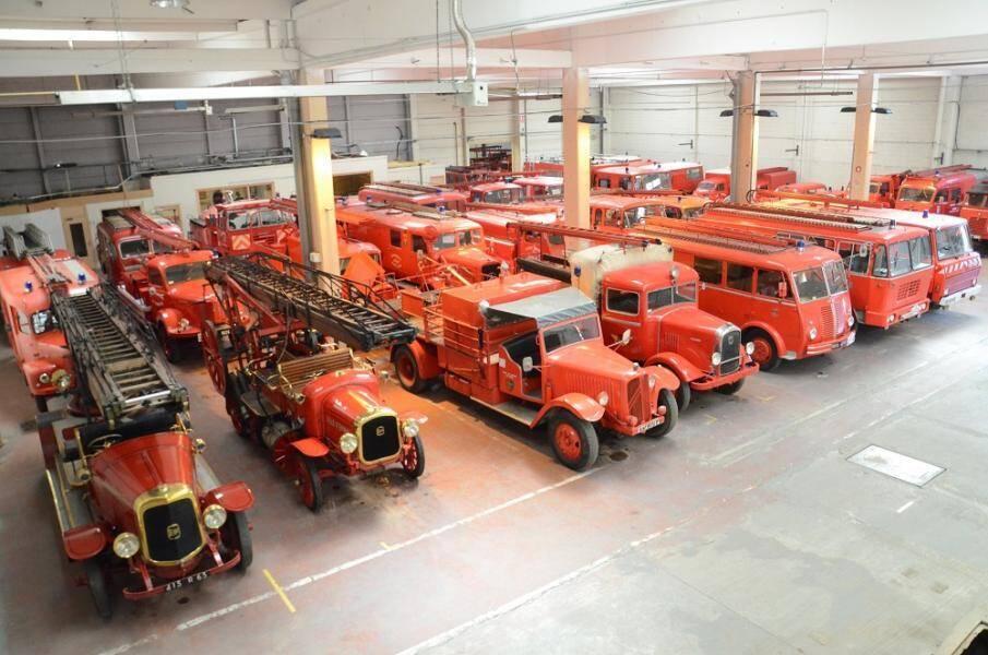 Le musée des sapeurs pompiers Lyon-Rhône réouvre aujourd'hui